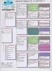 Stamkaart