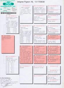 Stamkaart Duivin